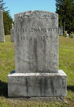 Anna Lena Hewitt
