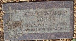 Alisa DeLynn <i>Canright</i> Sousa