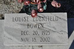 Louise <i>Edenfield</i> Bowen