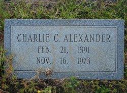 Charles Coleman Alexander