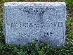 Ney Ridgway Cranmer