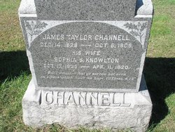 Sophia Sargent <i>Knowlton</i> Channell