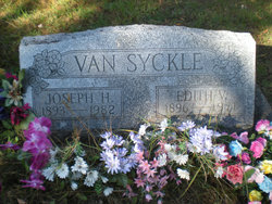 Edith Vera <i>Adams</i> Vansyckle