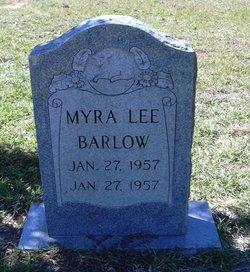 Myra Lee Barlow