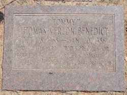 Thomas Verlon Benedict