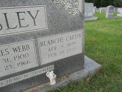 Blanche Ada <i>Carter</i> Beasley