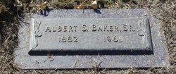 Albert Sherman Bert Baker, Sr
