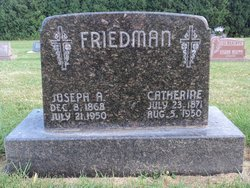 Catherine <i>Clemen</i> Friedman