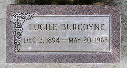 Lucile Burgoyne