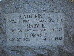 Catherine J. <i>Maloney</i> Sullivan