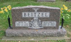 Rose M. <i>Mathias</i> Beitzel