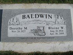Blaine Worthy Baldwin