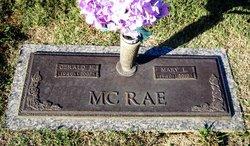 Gerald McRae, Sr