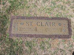 Mrs Margaret Teresa <i>O'Connell</i> St. Clair