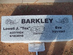 Lowell Jennings Tex Barkley