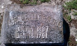 Katie Belle <i>Chastain</i> Roberts