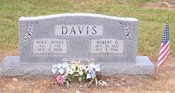 Vera <i>Jones</i> Davis