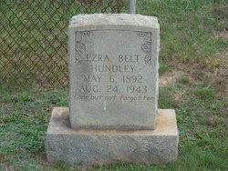 Ezra Belt Hundley