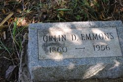 Orlin D Emmons