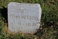Ruth <i>Heald</i> Edmundson