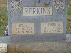 Shirley Estelle <i>Hundley</i> Perkins