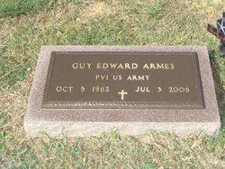 Guy Edward Armes