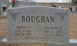 Dorsey E Boughan