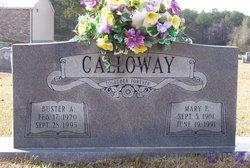 Mary F Calloway