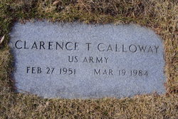 Clarence Troyce Calloway
