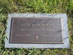 Elsie M. Richards