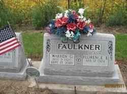 Warren G Faulkner