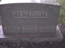 Edgar A Benedum