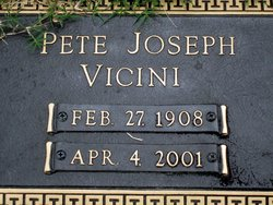 Pete Joseph Vicini