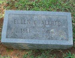 Ellen Corina <i>Clapp</i> Allred