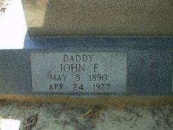 John F. Pop Gunn, Sr