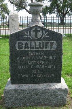 Nellie E. <i>Ruel</i> Balluff