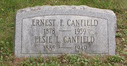 Ernest F Canfield