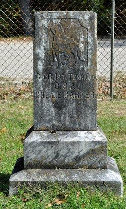 Col J. E. Carter