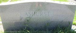 Myrtle <i>Boring</i> Ashurst
