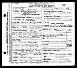 Anne Elizabeth <i>Edwards</i> Case