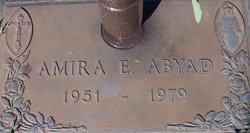 Amira E. Abyad
