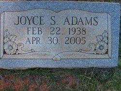 Joyce S Adams