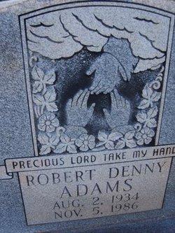 Robert Denny Adams
