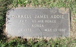 Darrell James Addie