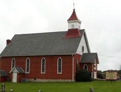 Uvilla Methodist Church Cemetery