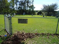 Holmes-Barwick-Harris Family Cemetery