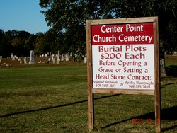 Center Point Baptist Church Cemetery