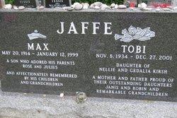Tobi <i>Kirsh</i> Jaffe