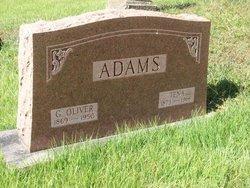George Oliver Ollie Adams