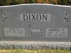Barbee R Dixon